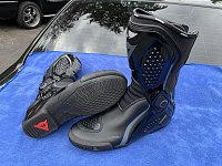 Dainese TRQ Race Out D-WP Motorcycle Boots - Size 10 (43EU) - 0 (Mercer Island)-img_1166.jpg