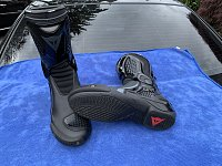 Dainese TRQ Race Out D-WP Motorcycle Boots - Size 10 (43EU) - 0 (Mercer Island)-img_1167.jpg