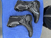 Dainese TRQ Race Out D-WP Motorcycle Boots - Size 10 (43EU) - 0 (Mercer Island)-img_1169.jpg